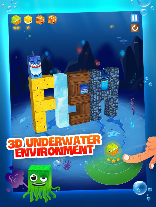 Fish Heroes Screenshot