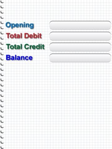 Screenshot #4 pour Cash Flow Tracker for iPad(3rd Gen)