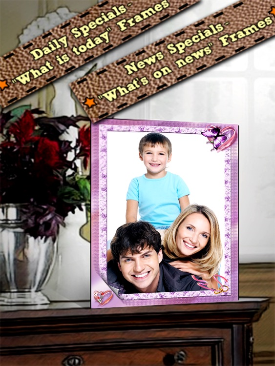 Album photo frames HD