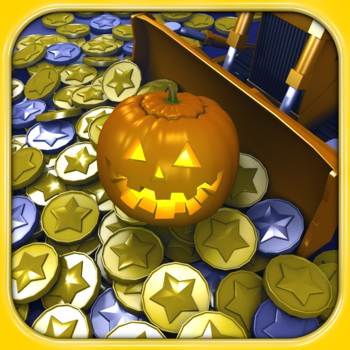 Coin Dozer - Halloween Pro