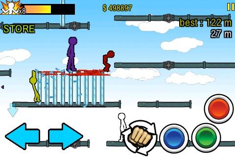 AngerOfStick2: Jump Jump screenshot-4