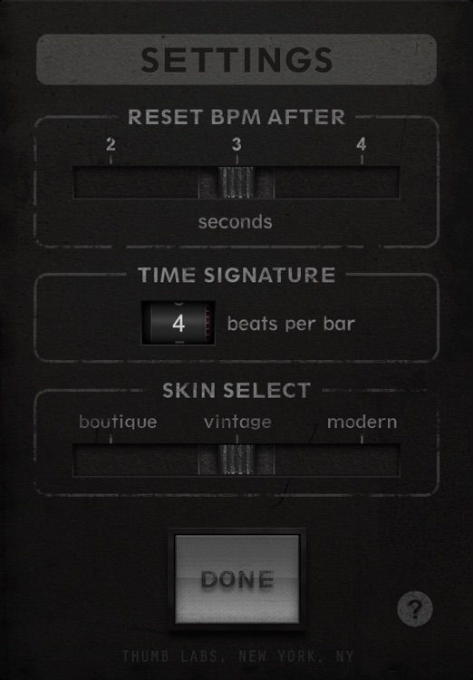BPM - Metronome & Tap Tempo screenshot-4