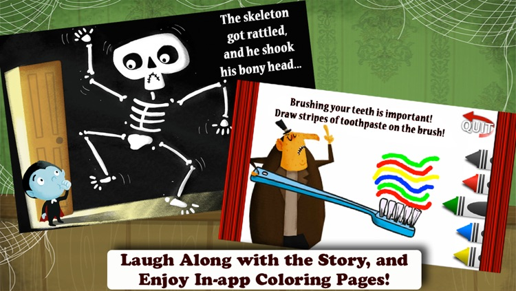 Thumbpire - The Funny Story Of A Little Monster's Big Problem screenshot-4
