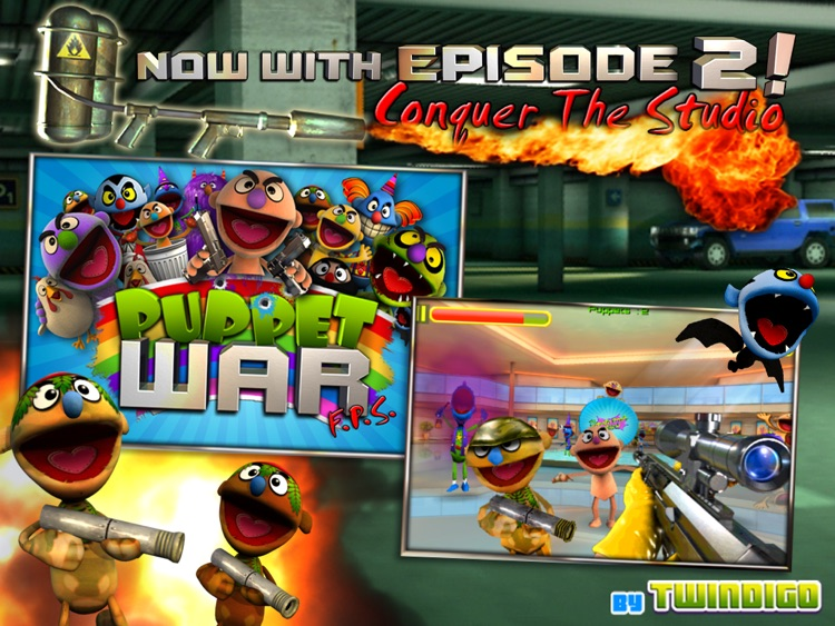 Puppet War HD