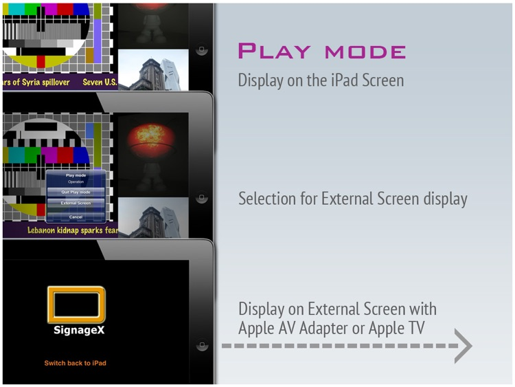 Digital Signage X screenshot-4