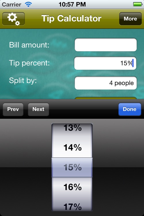 Tip Calculator Pro by Vicinno