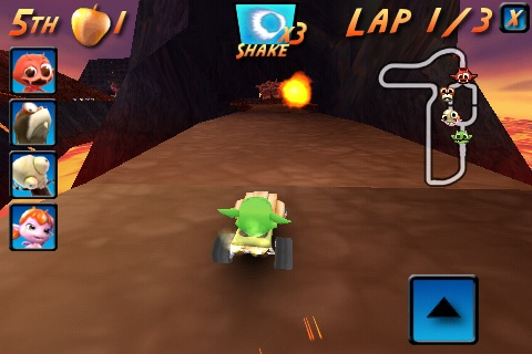 Cocoto Kart Free screenshot-4