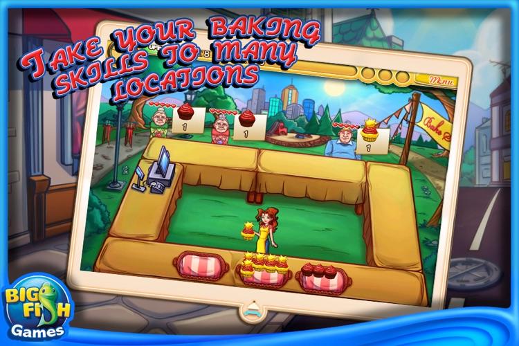 Jessica's Cupcake Café screenshot-3