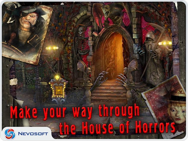 Dreamland HD lite: spooky adventure game screenshot-4