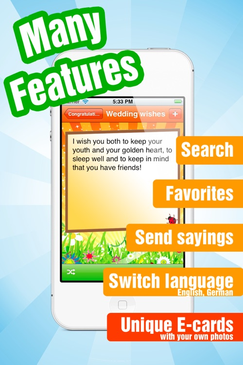 Congratulations Lite - Greetings, Quotes and Wishes for Every Occasion screenshot-4