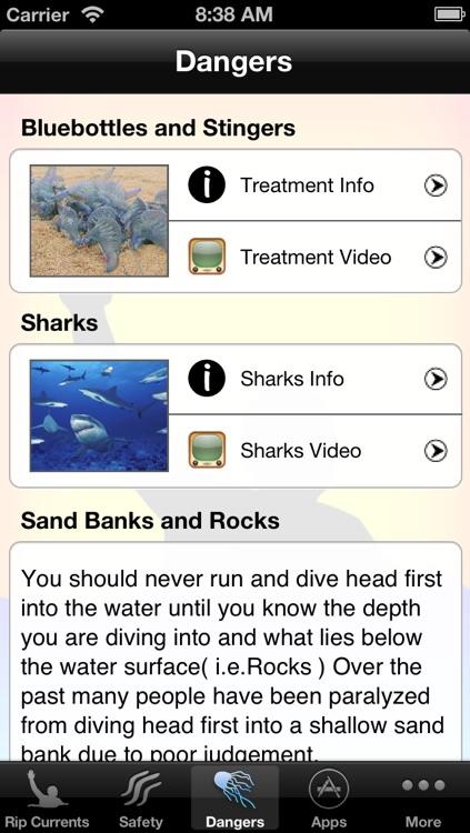 Beach Safety screenshot-3