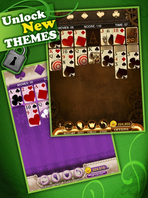 Solitaire HD by Backflip screenshot-4