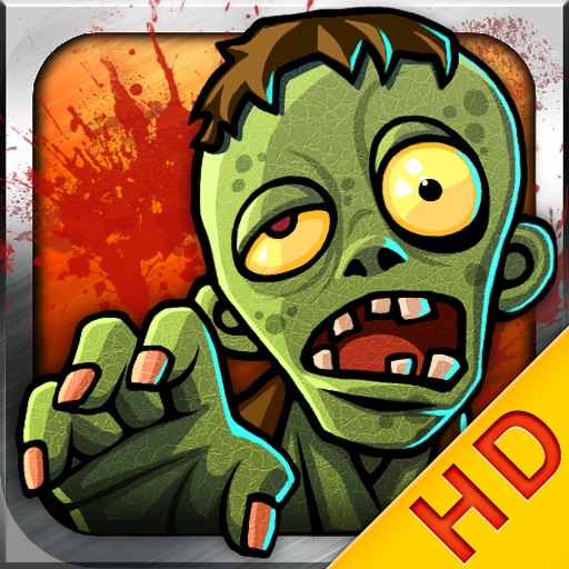 Kill Zombies Now HD - Zombie games