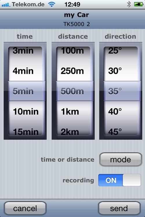GPS-TRACKER screenshot-4