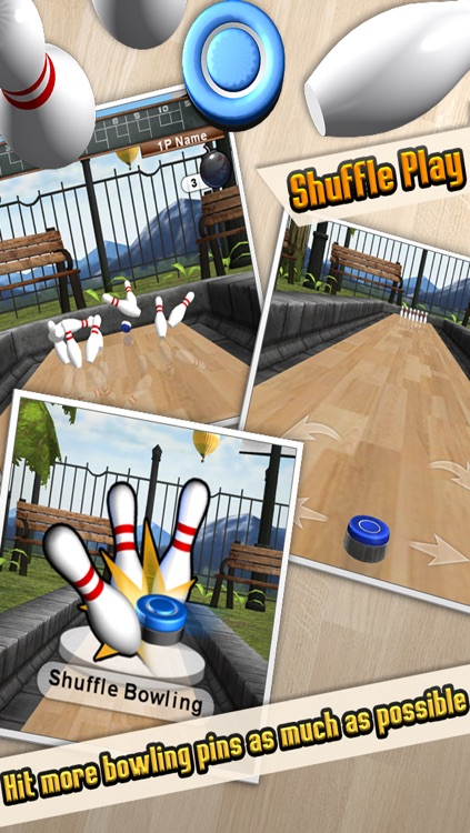 iShuffle Bowling 2 screenshot-1