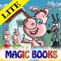 The Three Little Pigs - Children's Interactive Storybook LITE