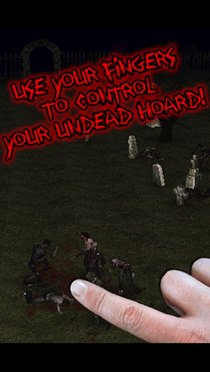 Zombie Fingers! 3D Halloween Playground for the Angry Undead FREE