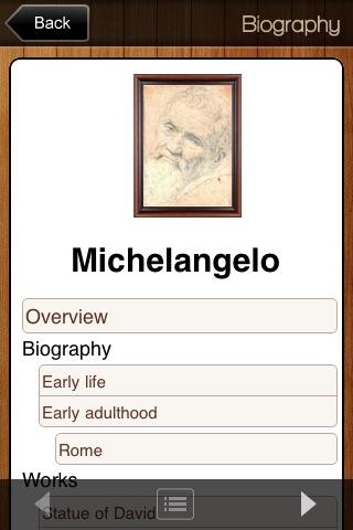 Michelangelo Jigsaw Puzzles screenshot-4