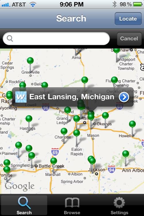 Weatherbase App