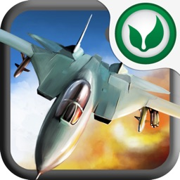 Alpha Combat: Defend Your Country Fighter Jet Aerial War Game