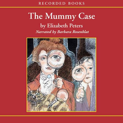 The Mummy Case (Audiobook)