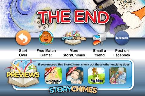 Megan's New Skates StoryChimes screenshot-4