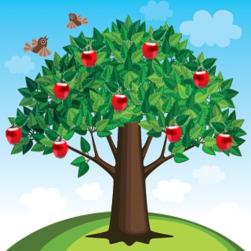 Apple Tree - Hangman For Kids