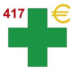 417 Medicamentos Excluidos