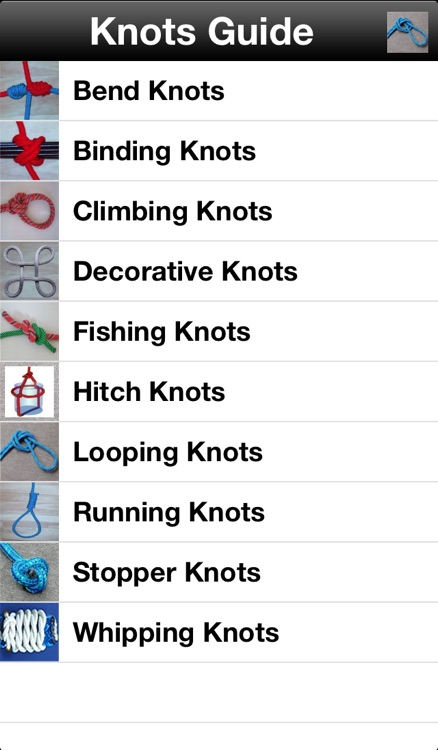 Knots Guide screenshot-0