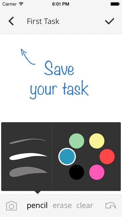 Specifics - Notetaker and Task Manager screenshot-3