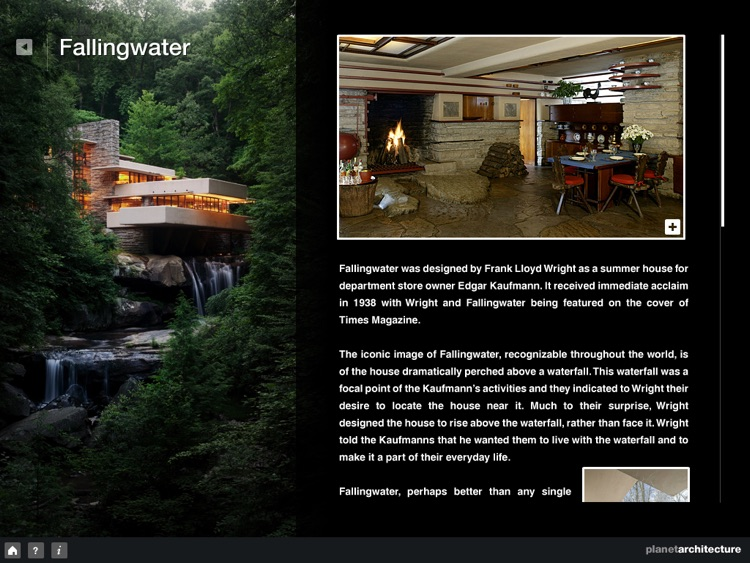 Fallingwater - Frank Lloyd Wright - HD screenshot-3