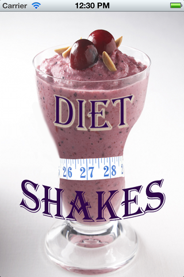 Diet Shakes ~ For fat burning & weight loss that builds lean muscle Screenshot