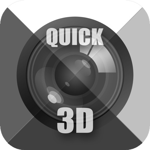 Quick 3DCamera icon