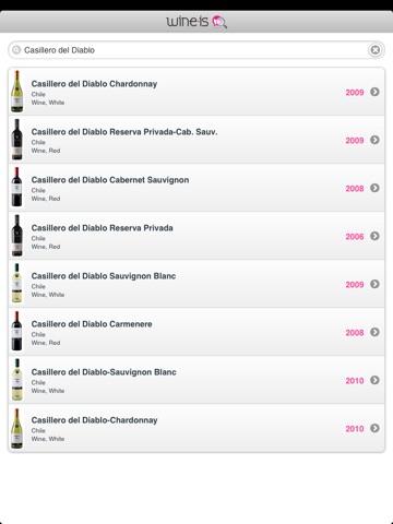 Wine-is Finder Скриншоты5