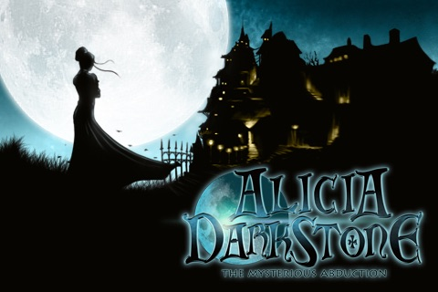 Alicia Darkstone: The Mysterious Abduction