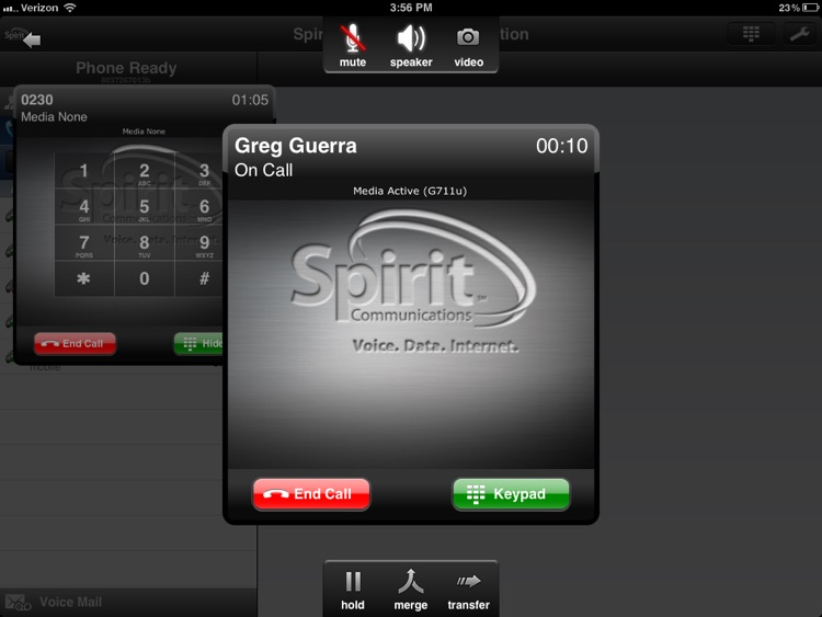 Spirit MobileVoice iPad Edition