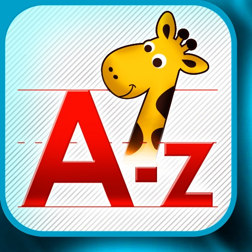 Alpha-Zet: Animated Alphabet from A to Z