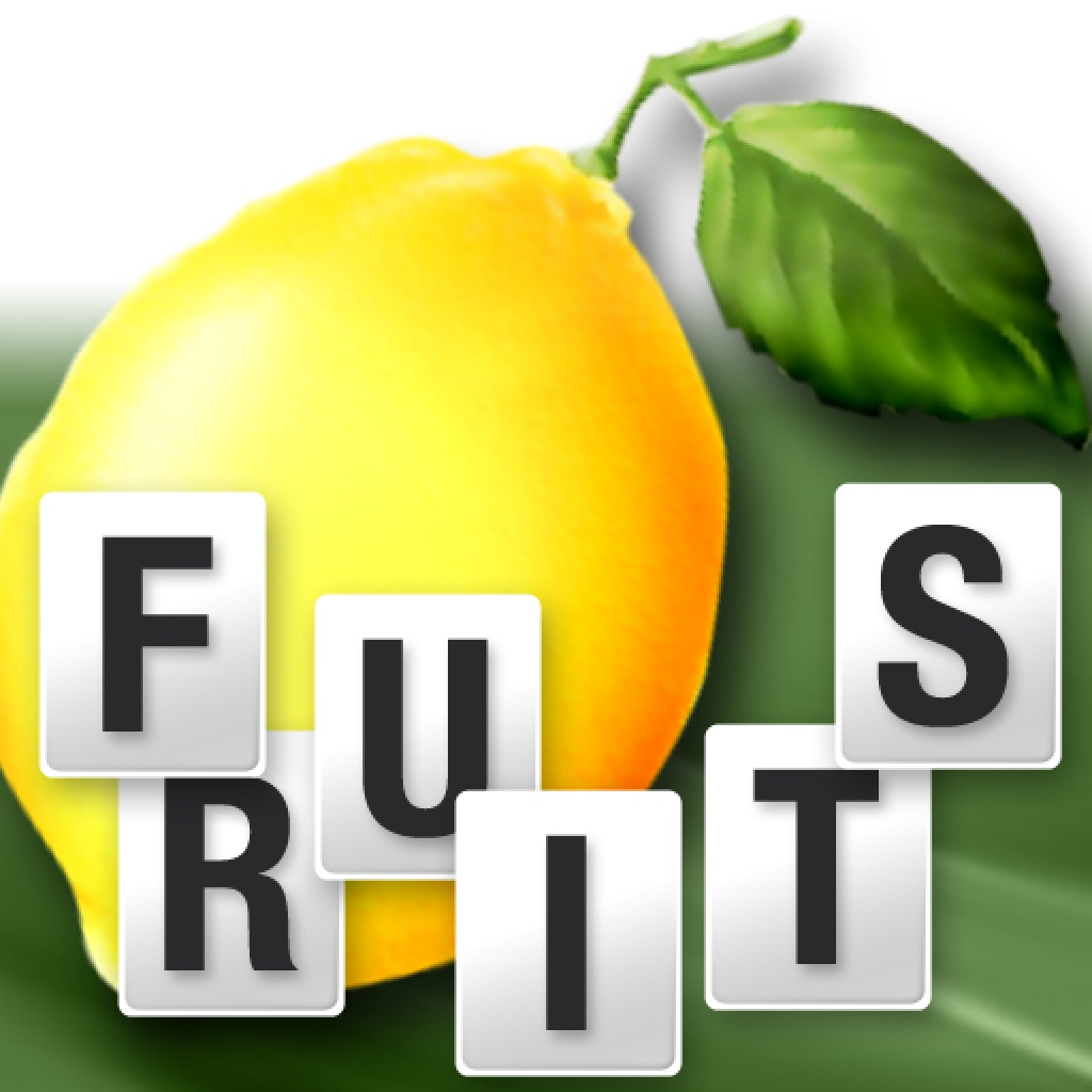 My first words: Fruits