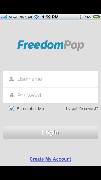 My FreedomPop Mobile