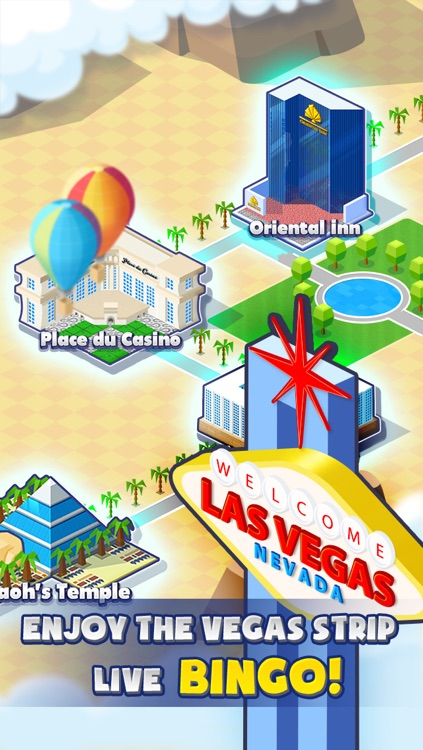Bingo Vegas™ screenshot-1