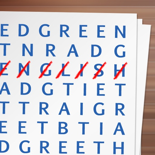 Word Search English