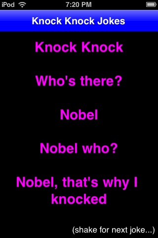 Knock Knock Jokes! screenshot-4