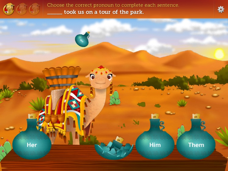 Grammar Wonderland (Elementary) screenshot-4