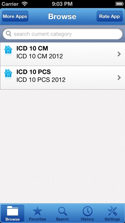 ICD 10 HD 2013