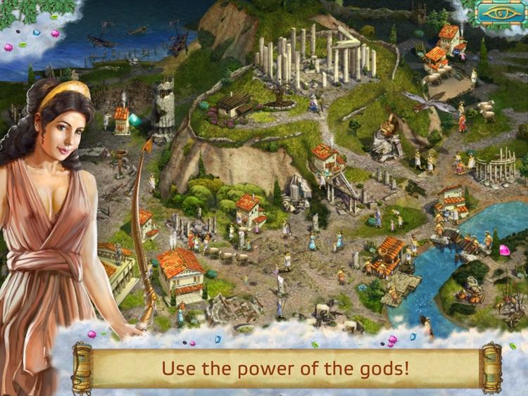 Heroes of Hellas Athens HD