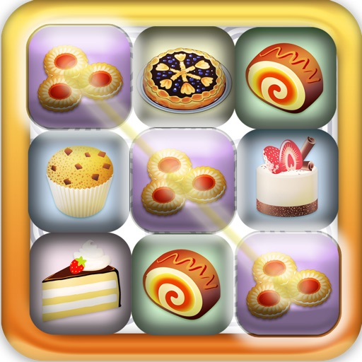 A Sweet Cupcake Bakery Make N' Match the Food Game : Pro Version