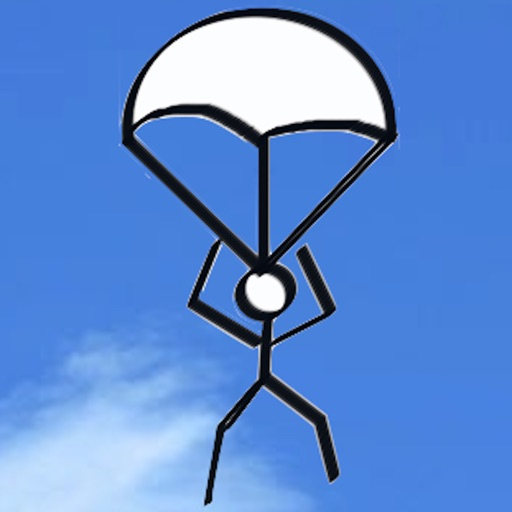 Adventure Of Stickman: Fly In The Sky icon