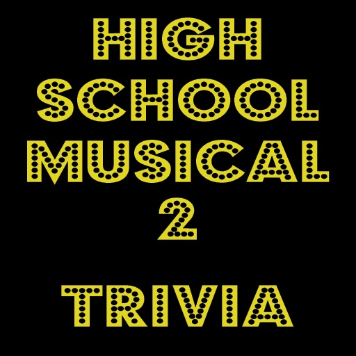 High School Musical 2 Movie Trivia