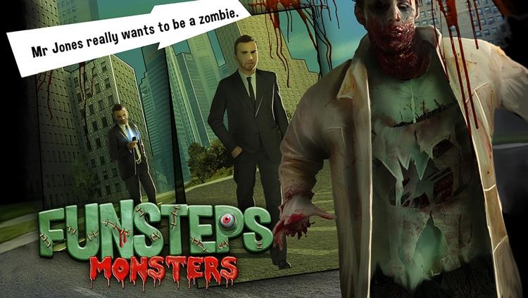 Fun Steps - Monsters