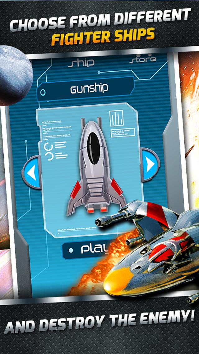 ジェット戦闘機パイロット 無料ゲーム : 戦争の戦い 戦闘ゲームのおすすめ画像2